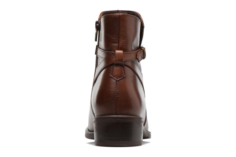Bottines et boots Elizabeth Stuart Fez 294 Marron vue droite