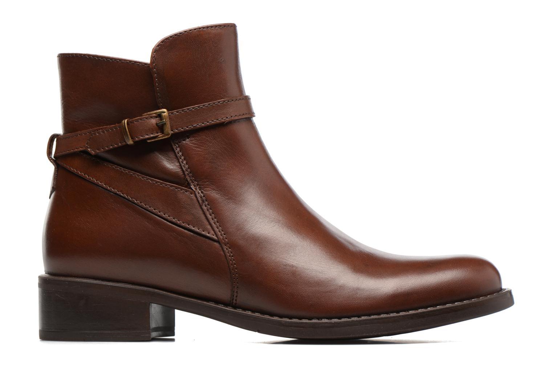 Bottines et boots Elizabeth Stuart Fez 294 Marron vue derrière