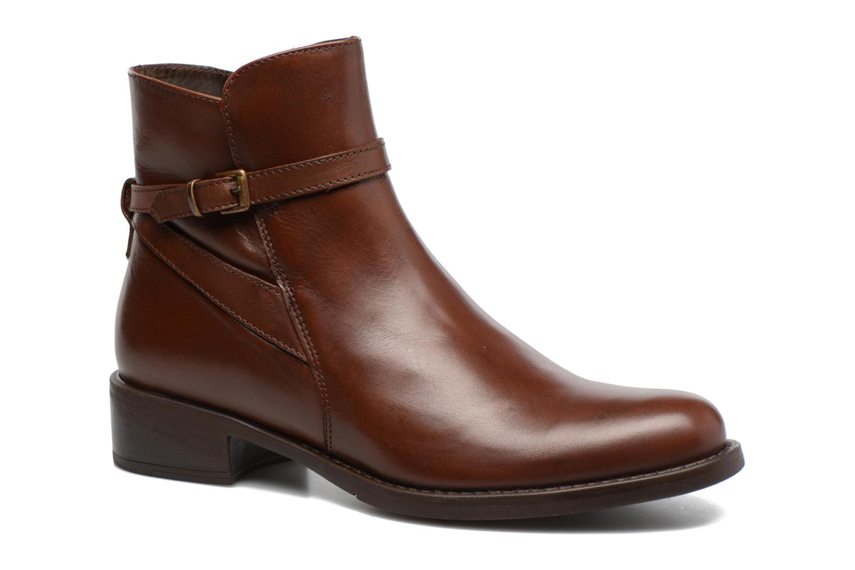 Bottines et boots Elizabeth Stuart Fez 294 Marron vue détail/paire