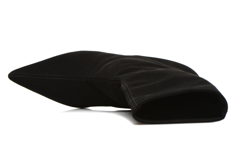 Rizo 322 Strech Nubuck Noir