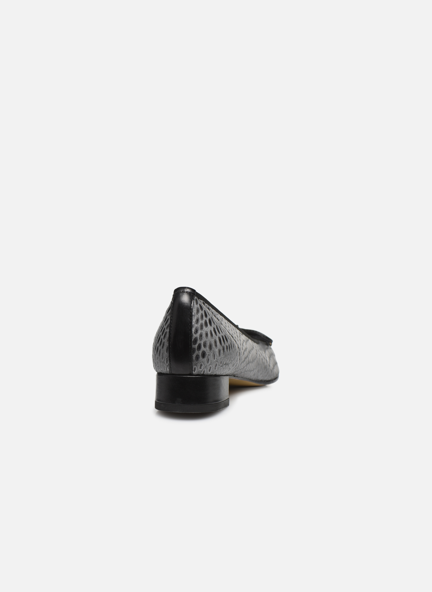 Jouti 926 Noir Croco Noir