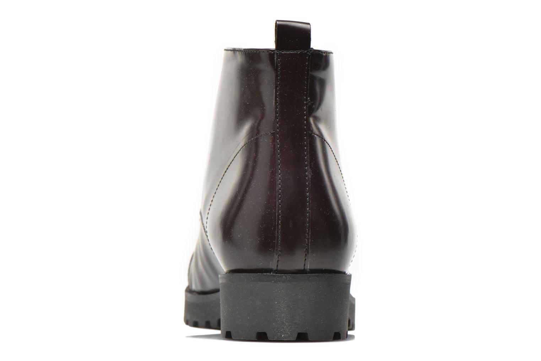 Chaussures à lacets Elizabeth Stuart Sixty 298 Bordeaux vue droite