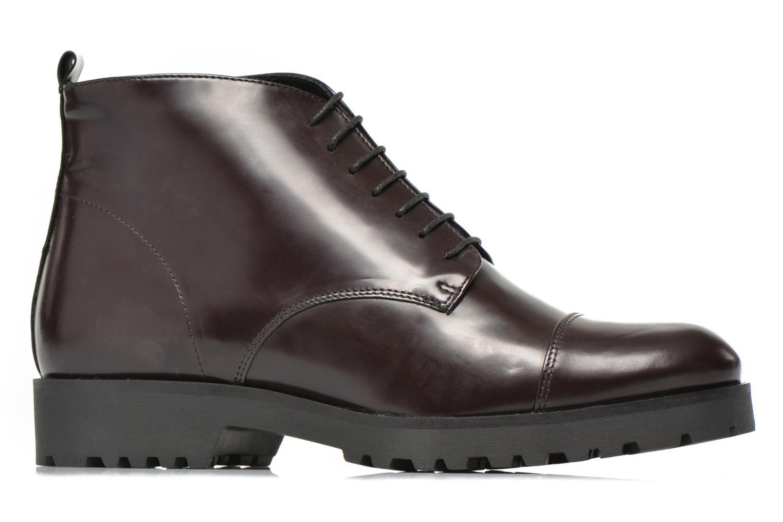 Chaussures à lacets Elizabeth Stuart Sixty 298 Bordeaux vue derrière