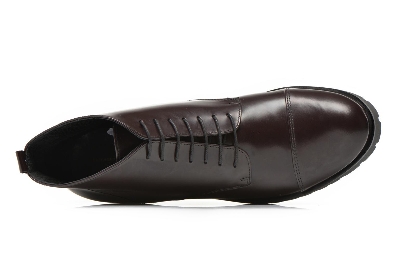 Chaussures à lacets Elizabeth Stuart Sixty 298 Bordeaux vue gauche