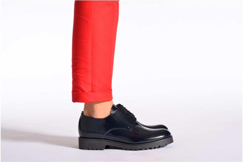 Chaussures à lacets Elizabeth Stuart Simona 298 Bleu vue bas / vue portée sac
