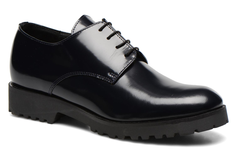 Zapatos con cordones Elizabeth Stuart Simona 298 Azul vista de detalle / par