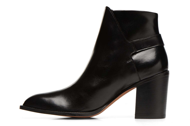 Bottines et boots Elizabeth Stuart Jade 304 Noir vue face