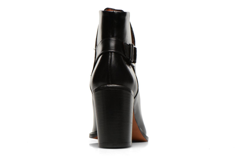 Bottines et boots Elizabeth Stuart Jade 304 Noir vue droite