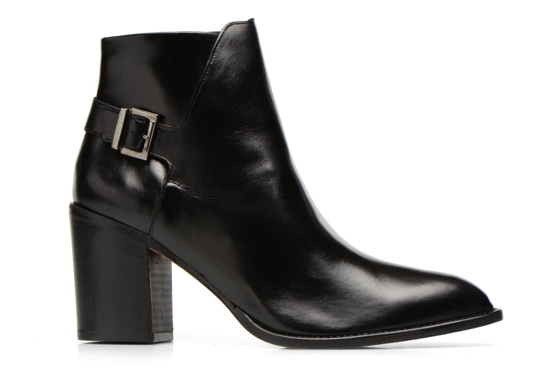 Bottines et boots Elizabeth Stuart Jade 304 Noir vue derrière