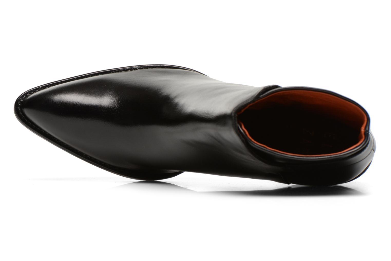 Bottines et boots Elizabeth Stuart Jade 304 Noir vue gauche