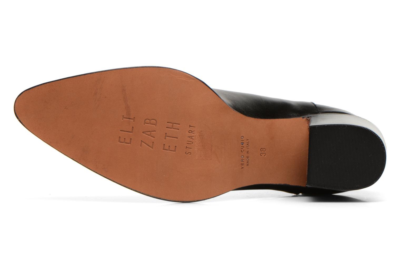 Bottines et boots Elizabeth Stuart Jade 304 Noir vue haut