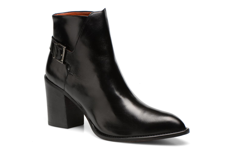 Bottines et boots Elizabeth Stuart Jade 304 Noir vue détail/paire