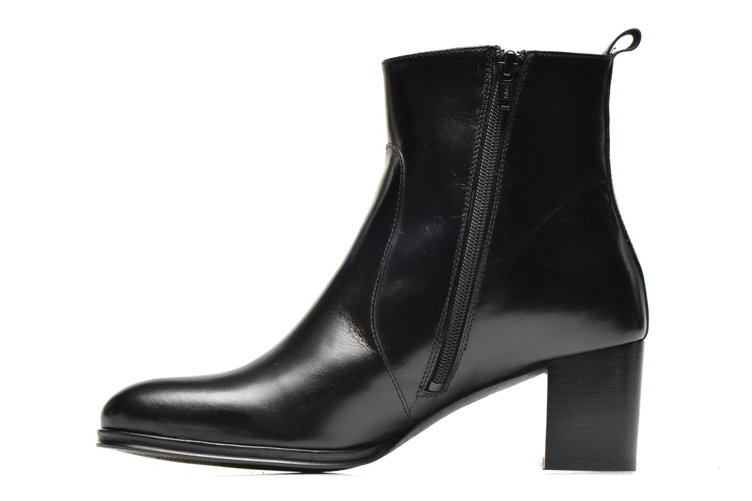 Ankle boots Muratti Abel Black front view