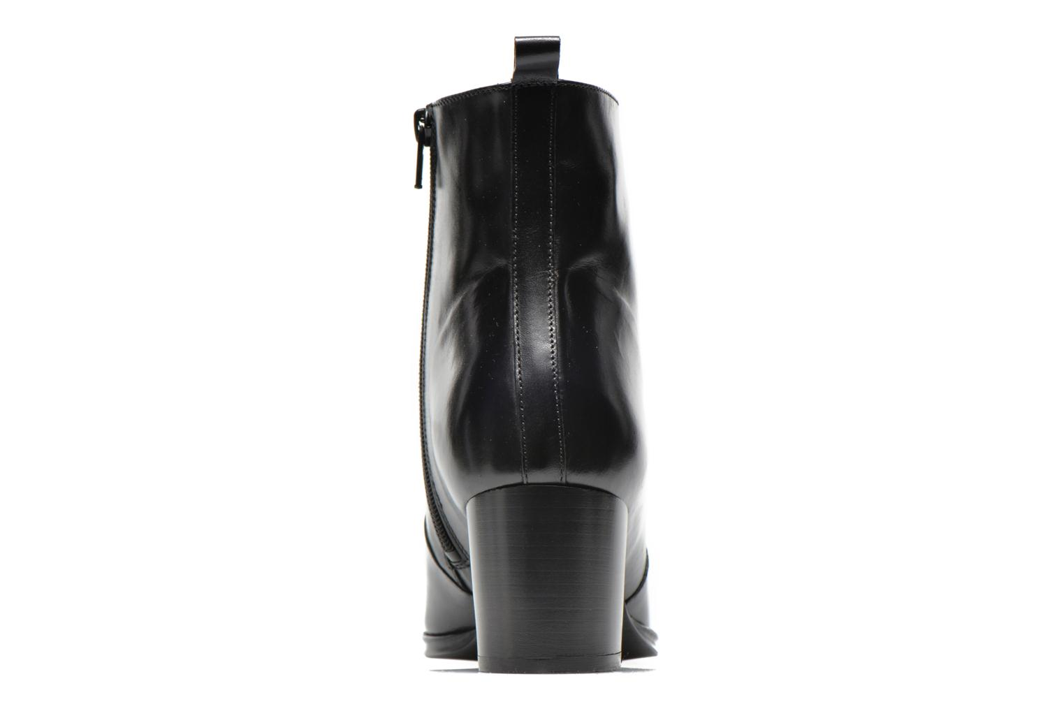 Ankle boots Muratti Abel Black view from the right
