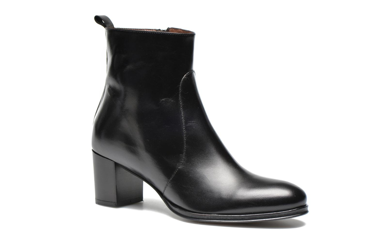 Ankle boots Muratti Abel Black detailed view/ Pair view