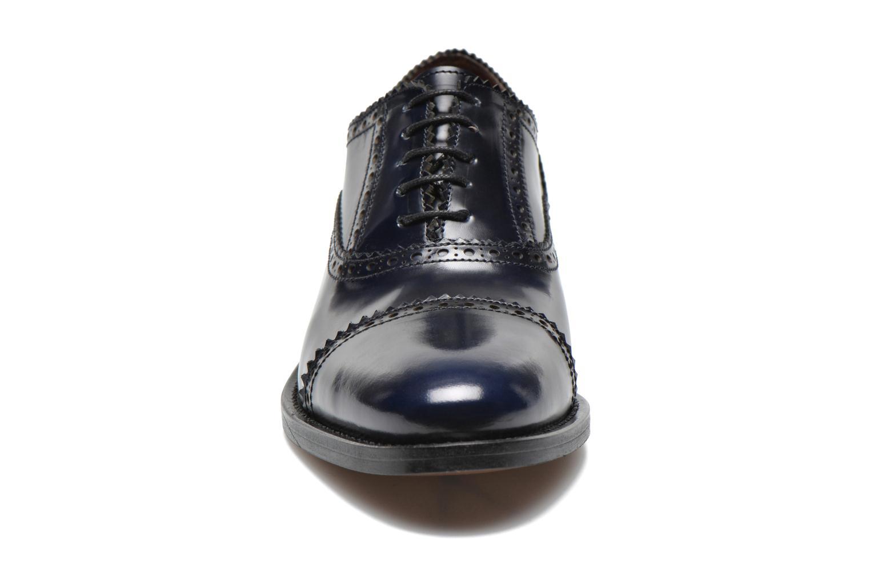 Chaussures à lacets Muratti Lapis Bleu vue portées chaussures