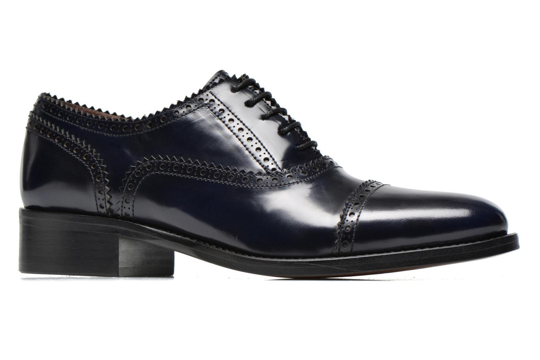 Chaussures à lacets Muratti Lapis Bleu vue derrière