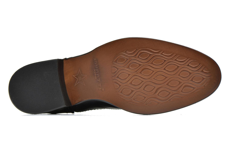 Chaussures à lacets Muratti Lapis Bleu vue haut