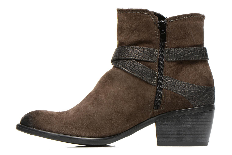 Bottines et boots Tamaris Bytuaze 2 Marron vue face