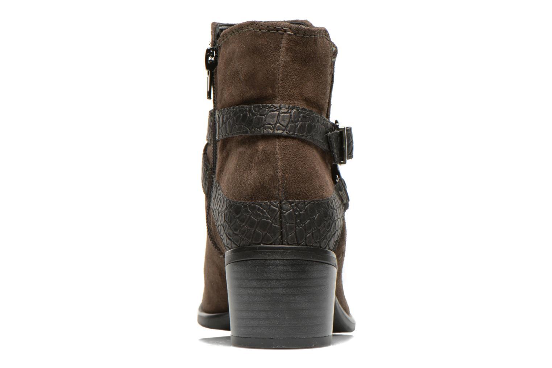 Bottines et boots Tamaris Bytuaze 2 Marron vue droite