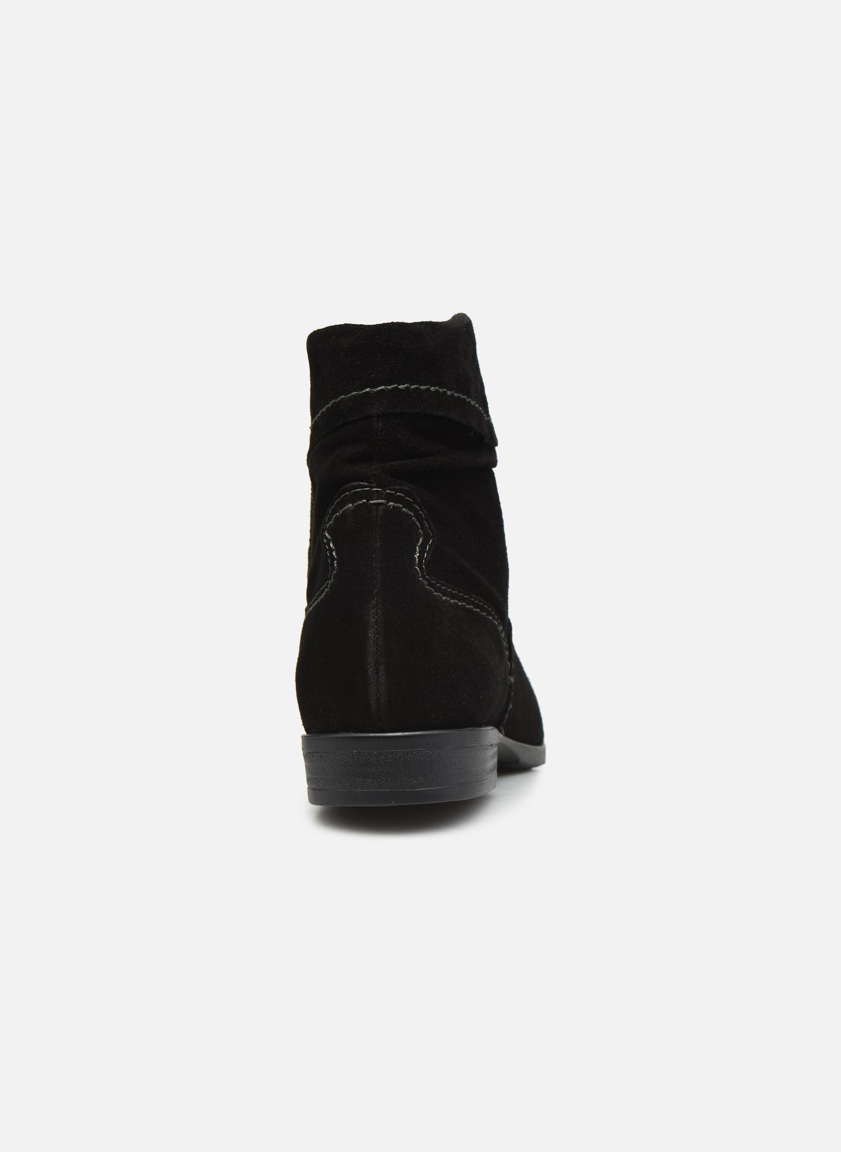 Boots en enkellaarsjes Tamaris Bluiao 2 Zwart rechts