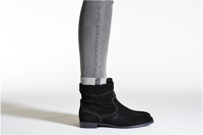 Bottines et boots Tamaris Bluiao 2 Bleu vue bas / vue portée sac