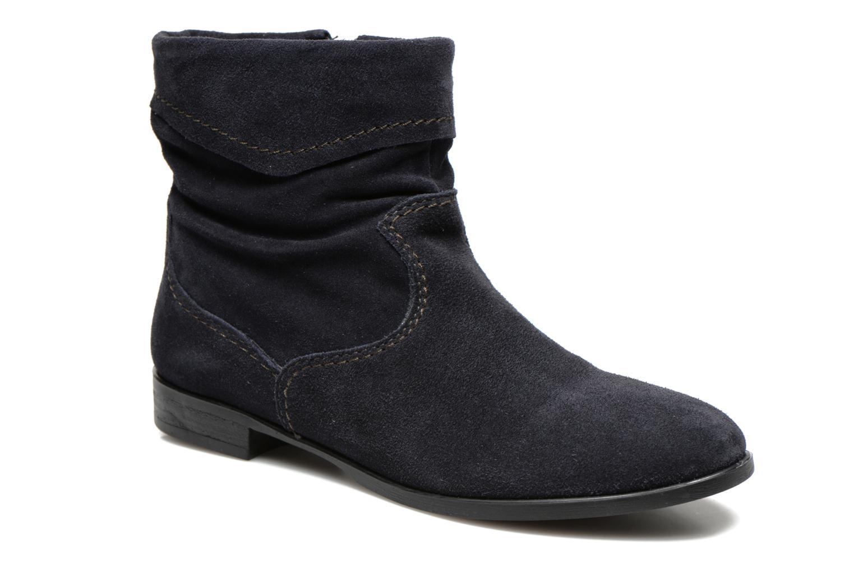 Ankelstøvler Tamaris Bluiao 2 Blå detaljeret billede af skoene