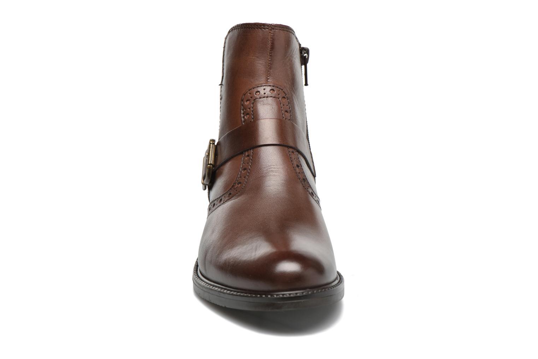 Bottines et boots Tamaris Tybety Marron vue portées chaussures