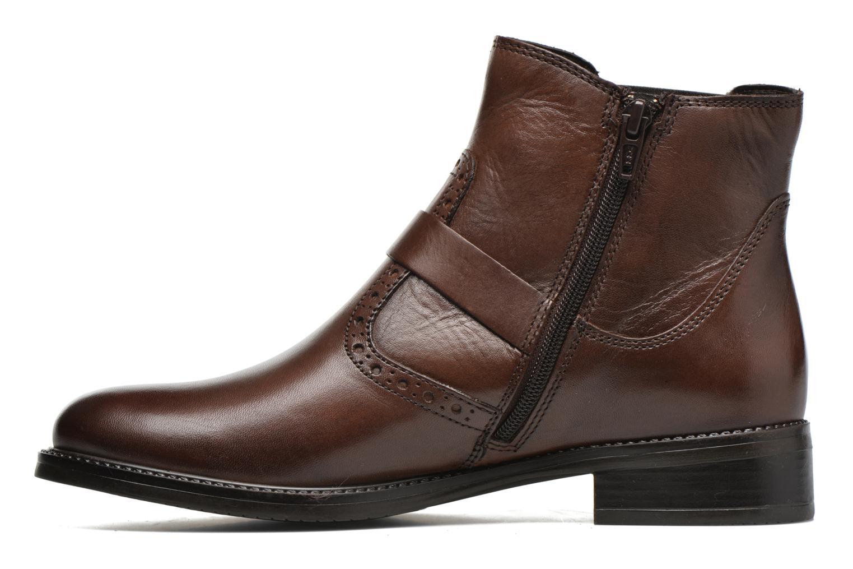 Bottines et boots Tamaris Tybety Marron vue face