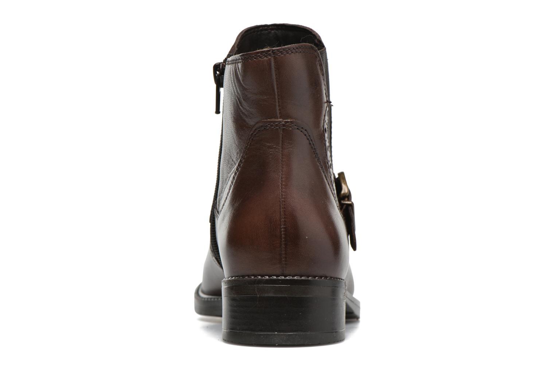 Bottines et boots Tamaris Tybety Marron vue droite