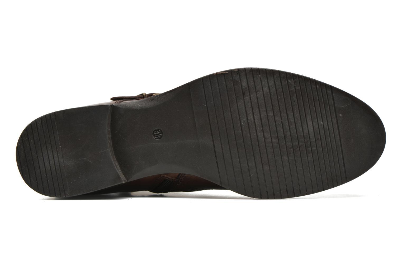 Bottines et boots Tamaris Tybety Marron vue haut