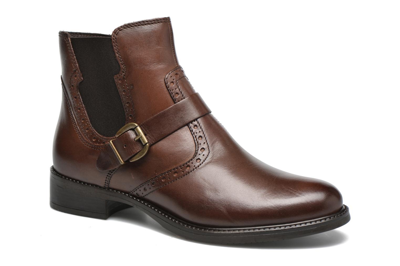 Bottines et boots Tamaris Tybety Marron vue détail/paire