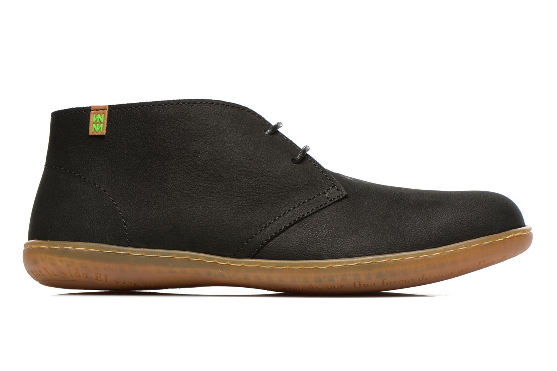 Chaussures à lacets El Naturalista Viajero NE12 W Noir vue derrière