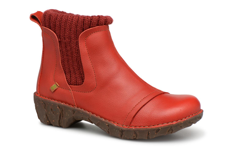 Grandes Naturalista descuentos últimos zapatos El Naturalista Grandes Yggdrasil NE23 (Rojo) - Botines  Descuento f1d382