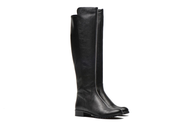 Bottes Michael Michael Kors Joanie boot Noir vue 3/4