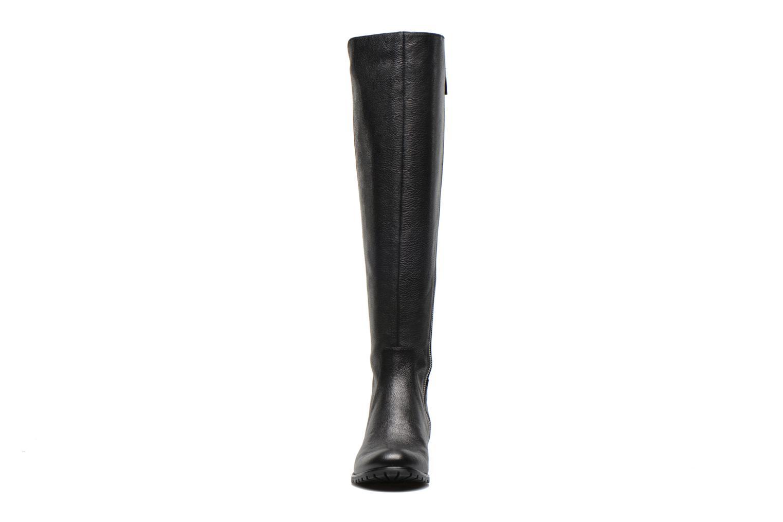 Bottes Michael Michael Kors Joanie boot Noir vue portées chaussures