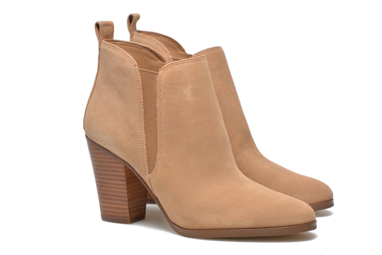 Stiefeletten & Boots Michael Michael Kors Brandy Bootie braun 3 von 4 ansichten