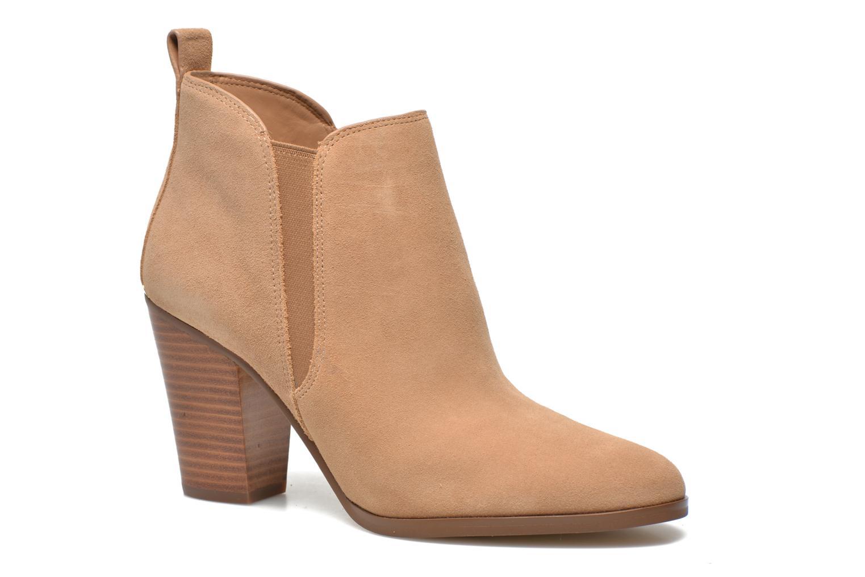 Bottines et boots Michael Michael Kors Brandy Bootie Marron vue détail/paire