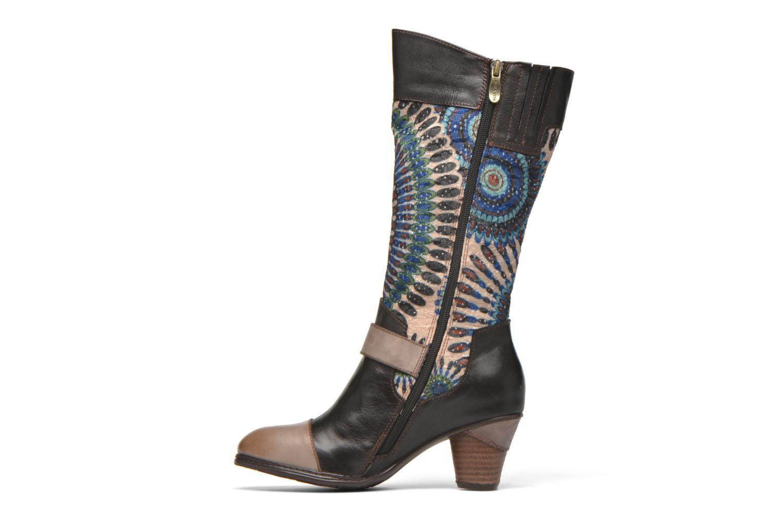 Bottines et boots Laura Vita Talle Noir vue face