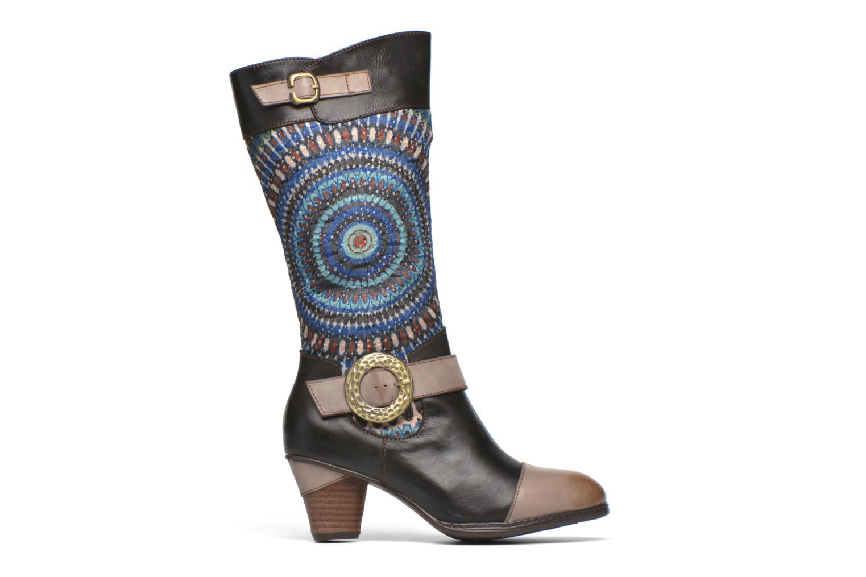 Bottines et boots Laura Vita Talle Noir vue derrière