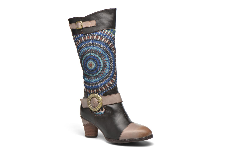 Bottines et boots Laura Vita Talle Noir vue détail/paire