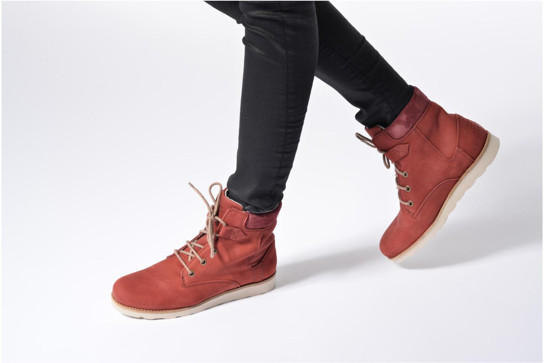 Bottines et boots TBS Anaick Orange vue bas / vue portée sac