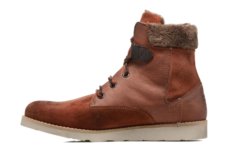 Bottines et boots TBS Anaick Orange vue face