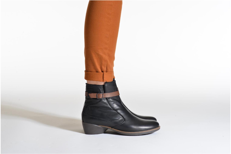 Boots en enkellaarsjes TBS Gently Zwart onder