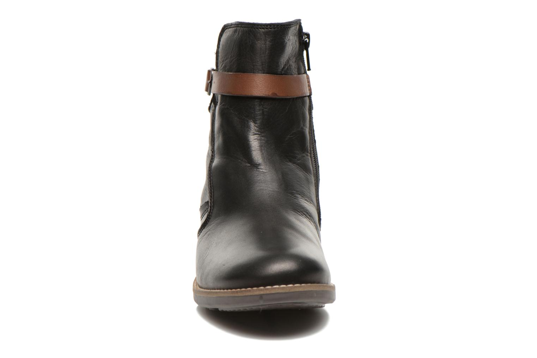 Boots en enkellaarsjes TBS Gently Zwart model