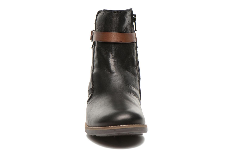 Bottines et boots TBS Gently Noir vue portées chaussures