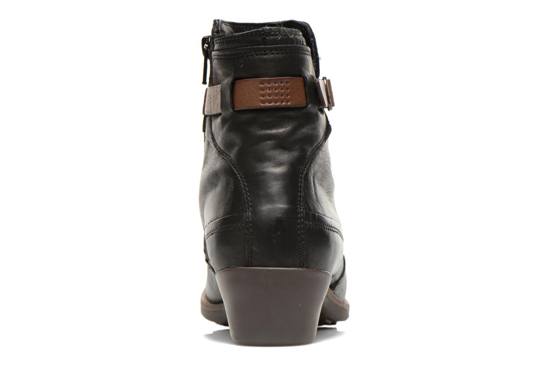 Boots en enkellaarsjes TBS Gently Zwart rechts