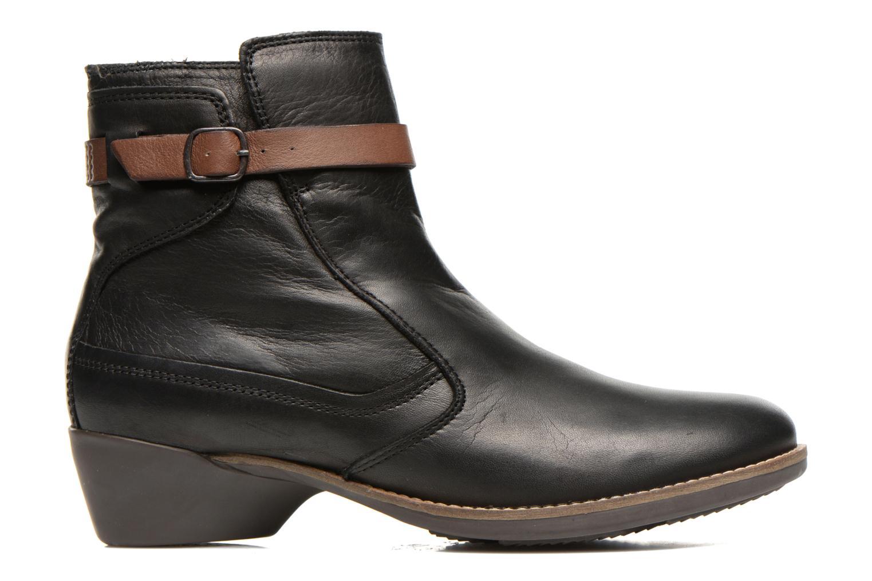 Boots en enkellaarsjes TBS Gently Zwart achterkant
