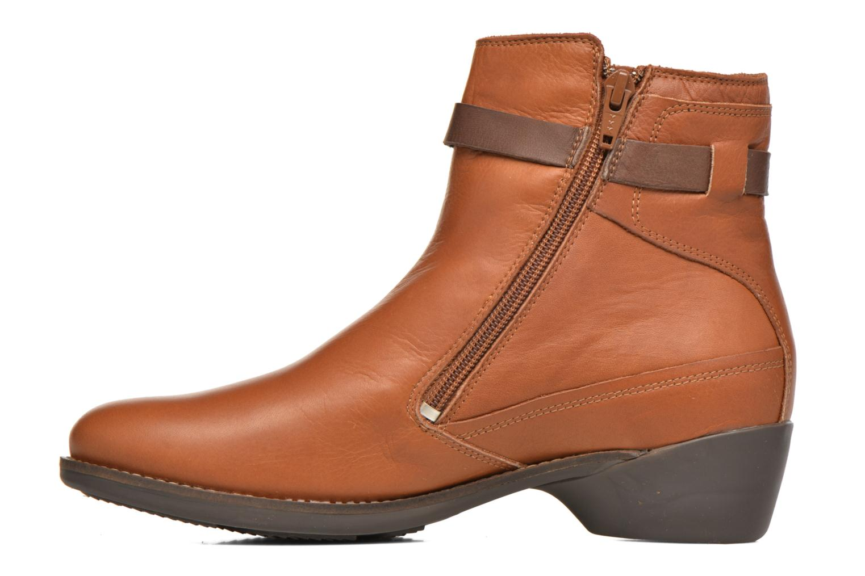Bottines et boots TBS Gently Marron vue face