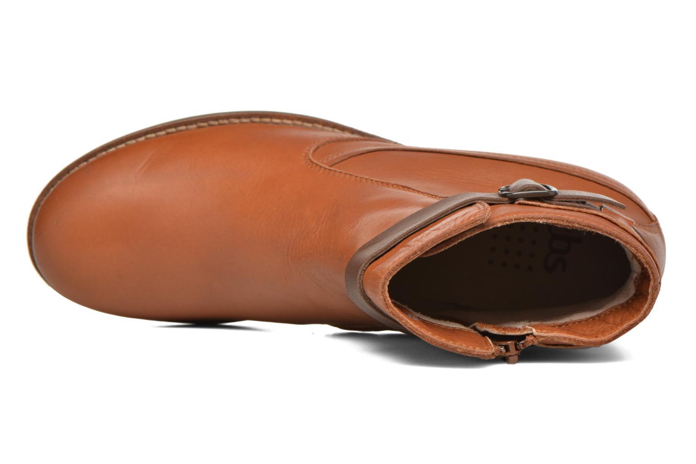 Bottines et boots TBS Gently Marron vue gauche